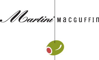 Martini MacGuffin logo